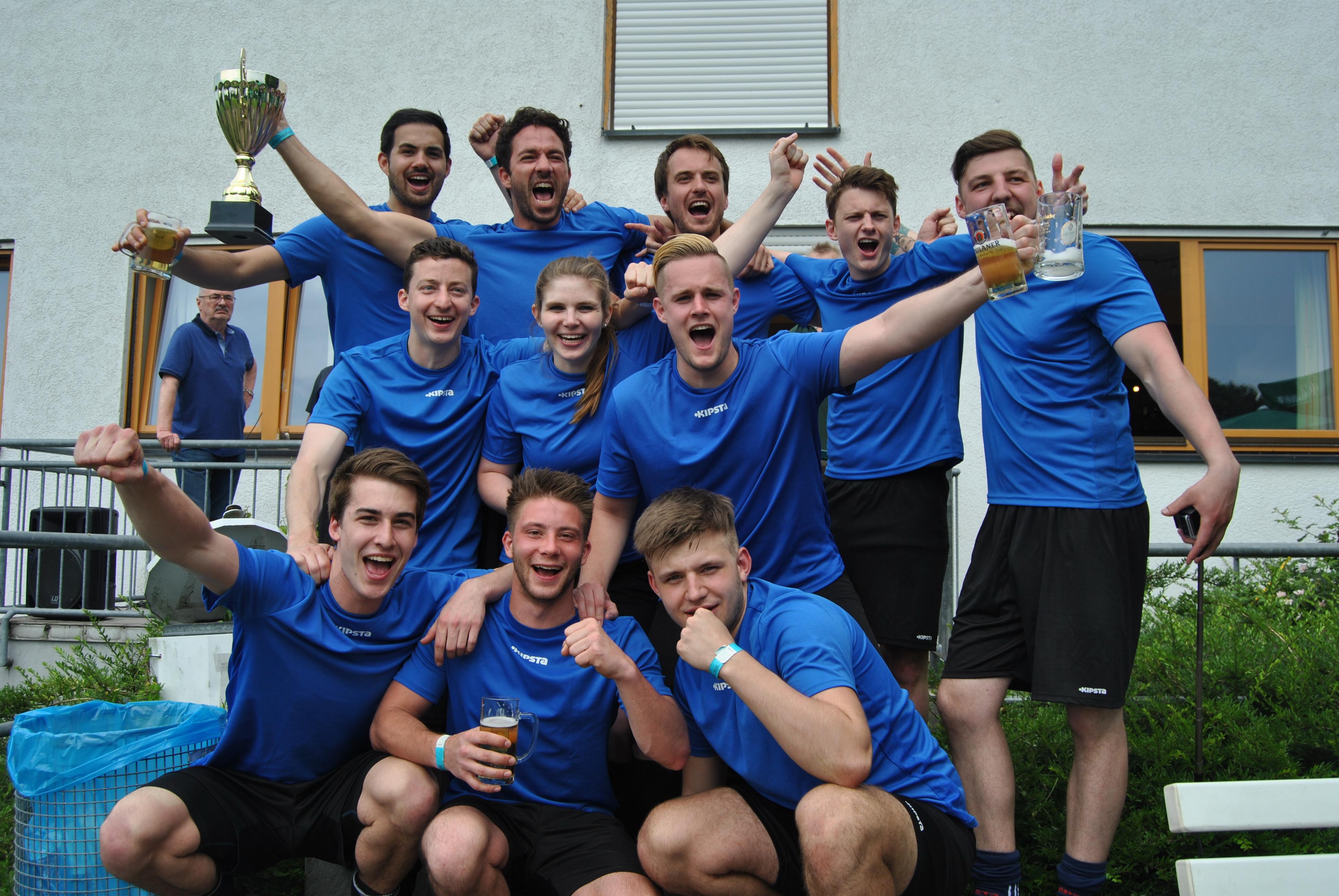 Decathlon-Cup 2016 beim FC Offenthal