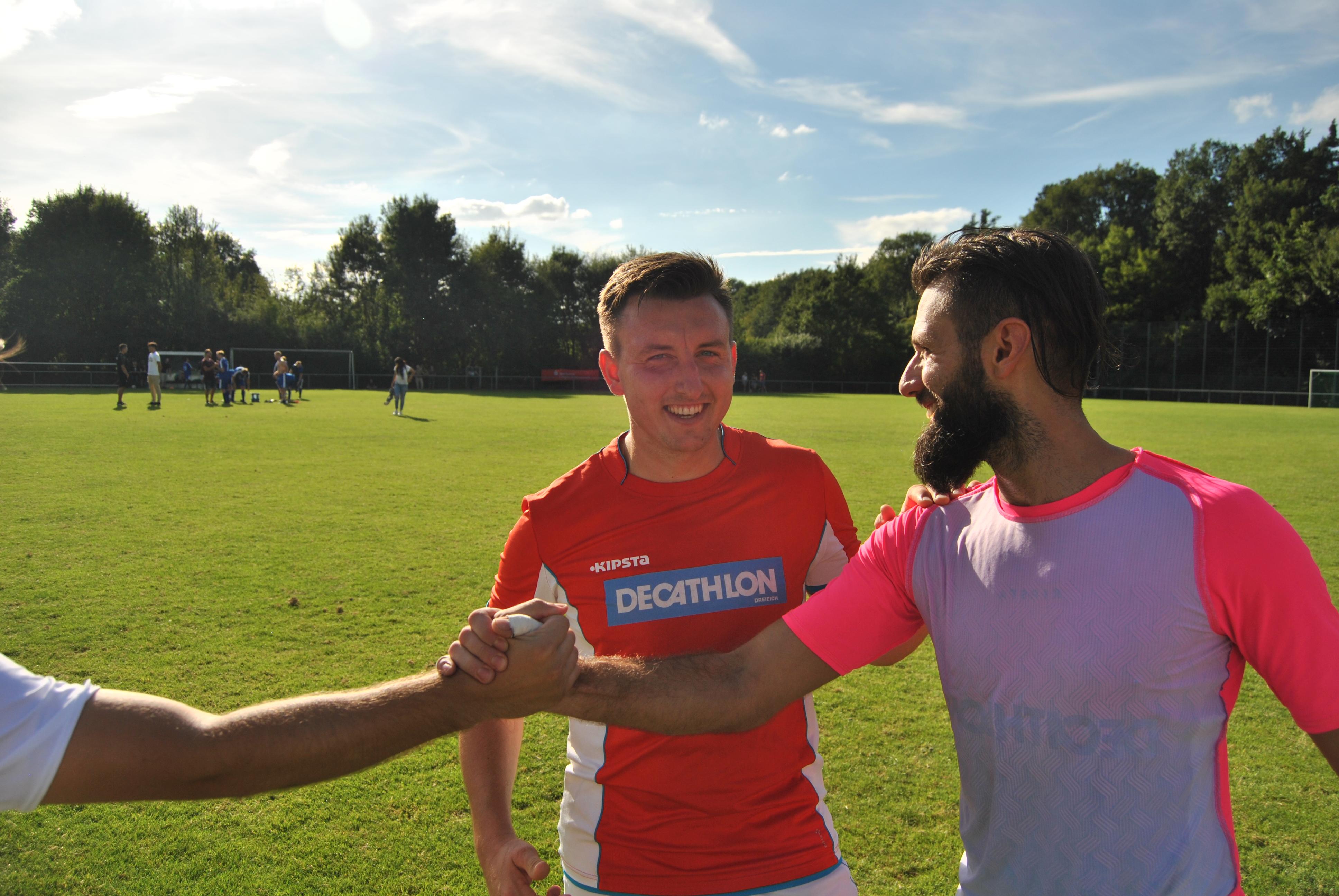 FC Offenthal erreicht dritten Platz beim Sparkassencup 2017